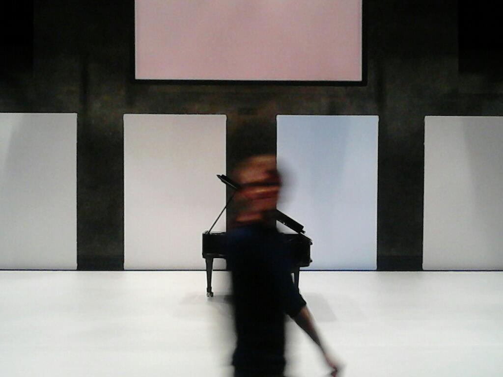 Bühnenbild (Foto: Vera Blum)